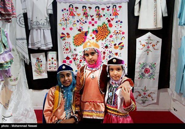 جرجان الايرانية تحتضن مهرجان القوميات 15