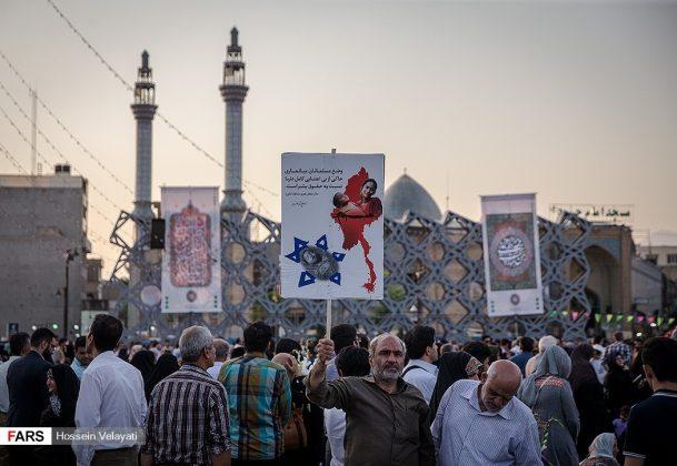 طهران .. إحتفال عيد الغدير 15