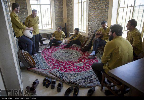 """مهرجان """"الطنبور"""" فی کرمانشاه الايرانية15"""