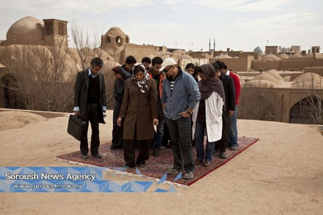 Red Region Project: Carpets Show Chaos in Mideast15