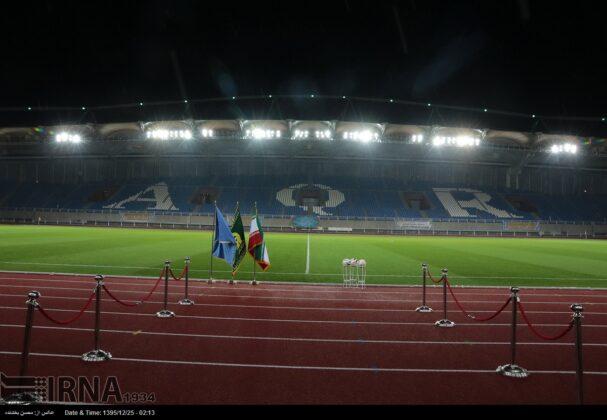 Modern 'Emam Reza' Stadium Officially Opened in Iran's Mashhad15