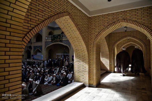 """افتتاح العام الدراسي الجديد في حوزة """"خراسان"""" الدينية15"""