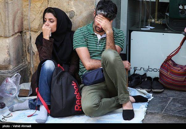 مراسم دعاء يوم عرفة في طهران 16