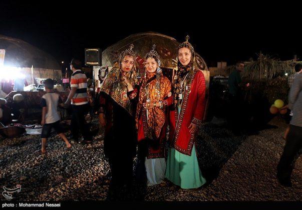 جرجان الايرانية تحتضن مهرجان القوميات 16
