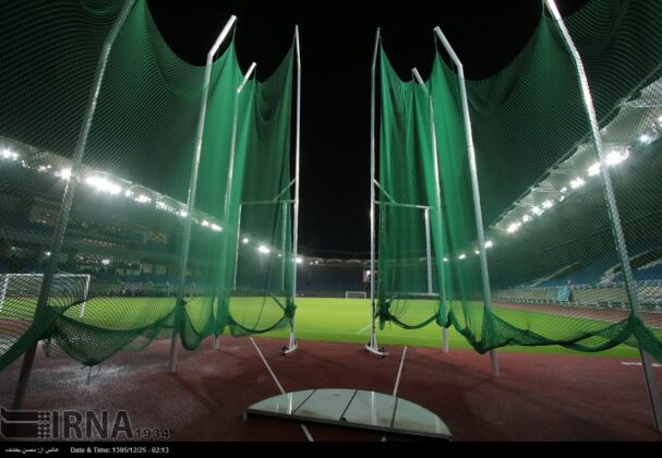 Modern 'Emam Reza' Stadium Officially Opened in Iran's Mashhad16