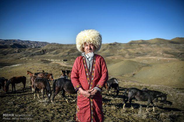 التعايش السلمي بين مختلف القوميات الايرانية في خراسان الشمالية 16