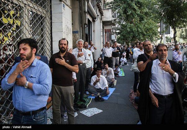 مراسم دعاء يوم عرفة في طهران 17