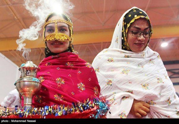 جرجان الايرانية تحتضن مهرجان القوميات 17