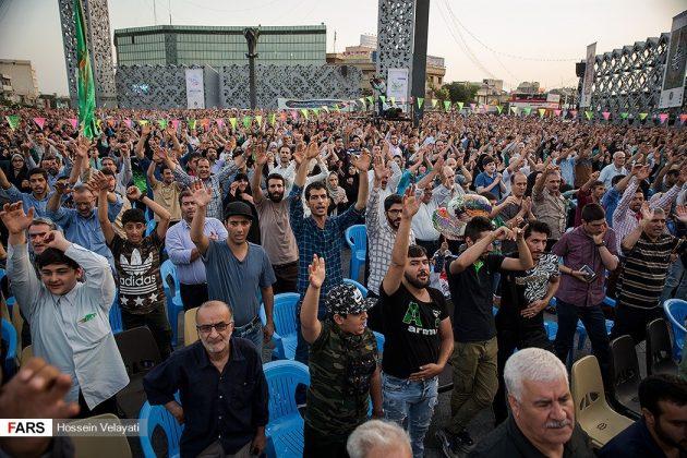 طهران .. إحتفال عيد الغدير 17