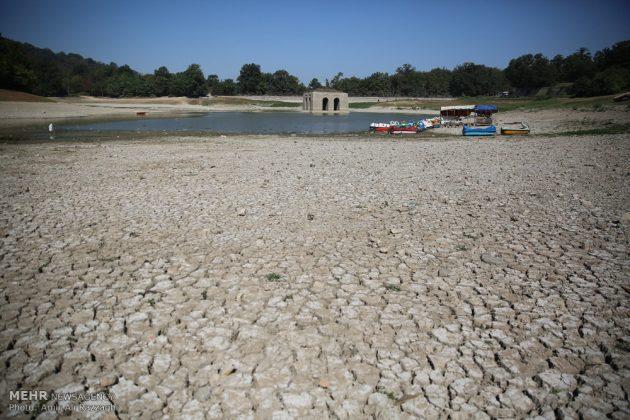 بحيرات محافظة مازندران الايرانية تواجه خطر الجفاف17