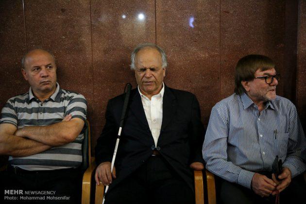 """مراسم تأبين وزير الخارجية الايراني الاسبق """"ابراهيم يزدي""""17"""