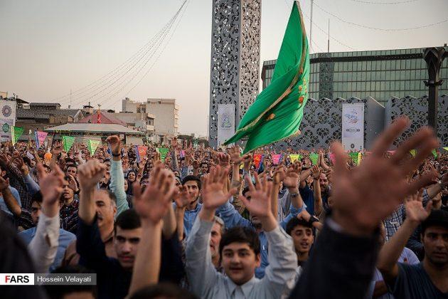 طهران .. إحتفال عيد الغدير 18