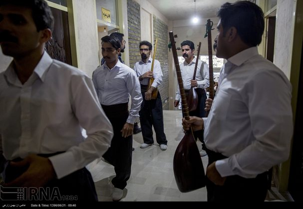 """مهرجان """"الطنبور"""" فی کرمانشاه الايرانية18"""