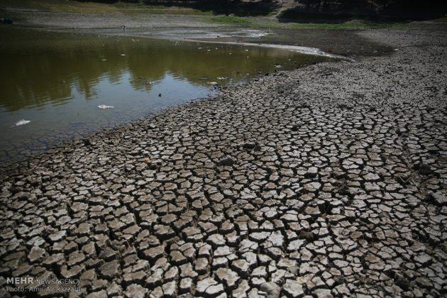 بحيرات محافظة مازندران الايرانية تواجه خطر الجفاف18