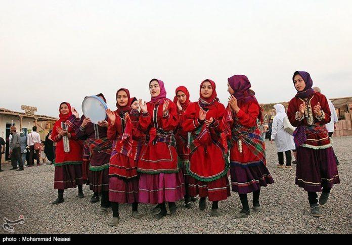 جرجان الايرانية تحتضن مهرجان القوميات 18