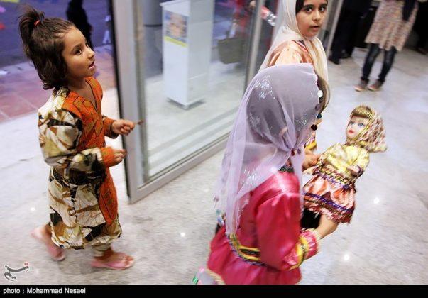 جرجان الايرانية تحتضن مهرجان القوميات 19