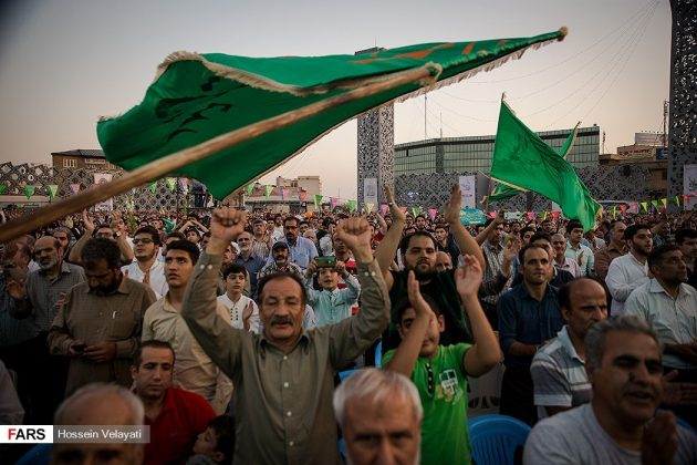 طهران .. إحتفال عيد الغدير 19