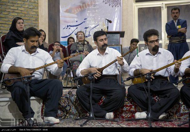 """مهرجان """"الطنبور"""" فی کرمانشاه الايرانية19"""