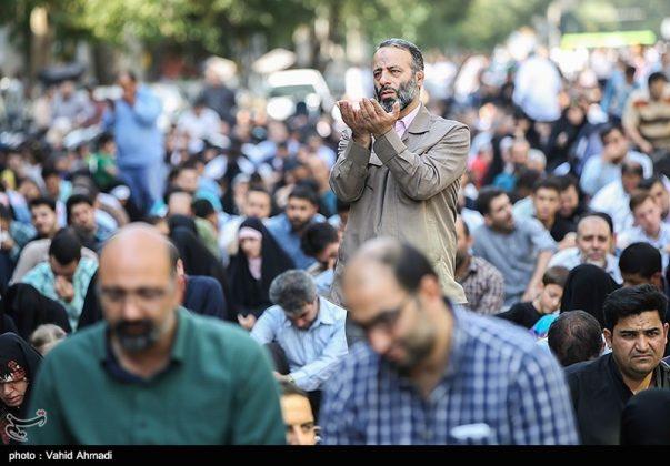 مراسم دعاء يوم عرفة في طهران 2