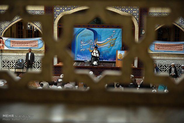 """افتتاح العام الدراسي الجديد في حوزة """"خراسان"""" الدينية2"""