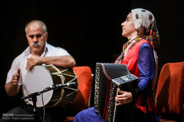 طهران .. المهرجان الوطني لموسيقى الشباب 2