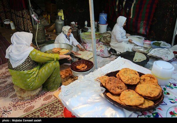 Fifth Urmia Grape Festival Underway in Northwestern Iran 2