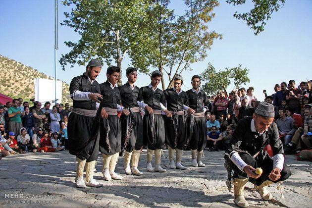 """مهرجان """"مريوان"""" لمسرح الشارع 2"""