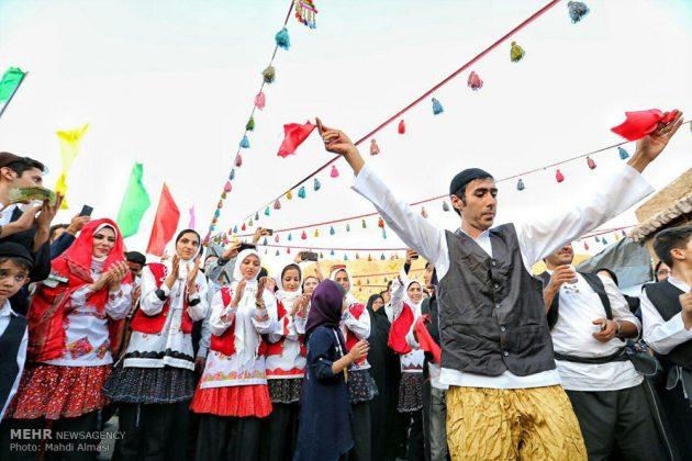 """مهرجان """"القرية"""" في """"زنجان"""" الإيرانية 2"""