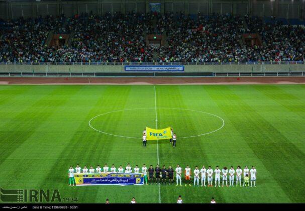 Modern 'Emam Reza' Stadium Officially Opened in Iran's Mashhad2