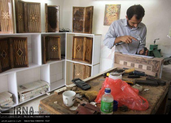 الصناعات الیدویة فی کردستان الايرانية 2