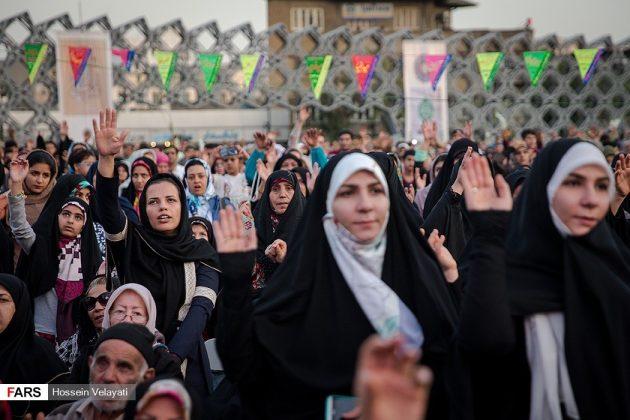 طهران .. إحتفال عيد الغدير 20