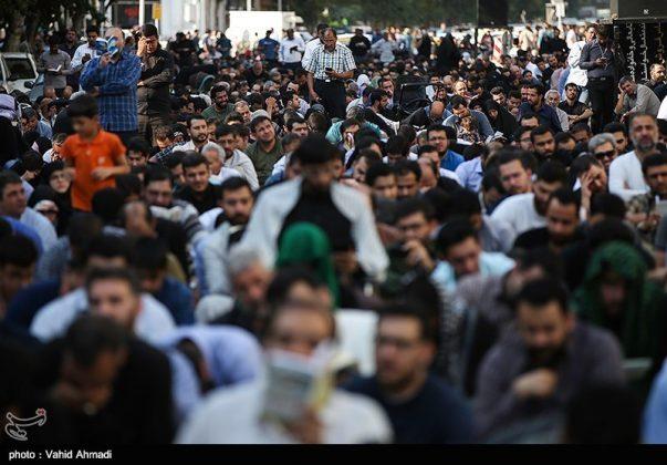 مراسم دعاء يوم عرفة في طهران 21