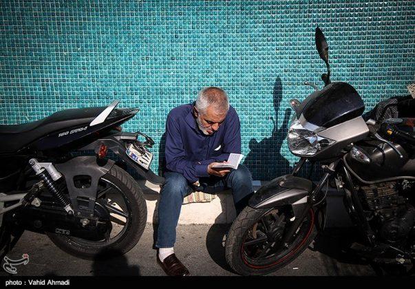 مراسم دعاء يوم عرفة في طهران 22