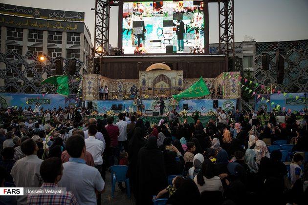 طهران .. إحتفال عيد الغدير 22