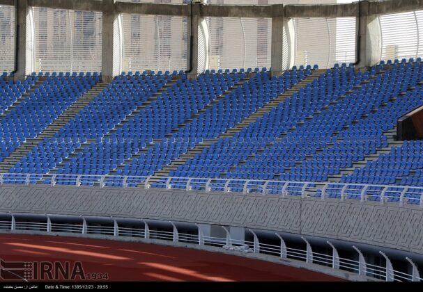 Modern 'Emam Reza' Stadium Officially Opened in Iran's Mashhad22