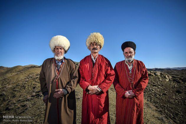 التعايش السلمي بين مختلف القوميات الايرانية في خراسان الشمالية 22