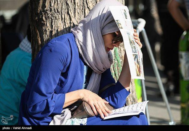 مراسم دعاء يوم عرفة في طهران 23
