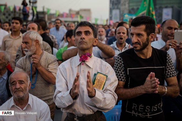 طهران .. إحتفال عيد الغدير 23