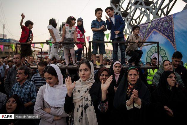 طهران .. إحتفال عيد الغدير 24