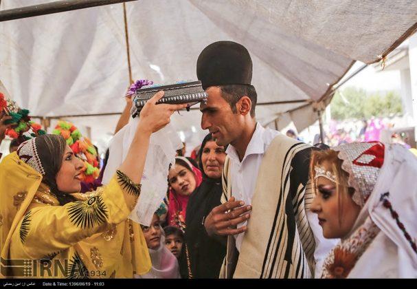 مراسيم زواج العشائر البختیاریة24