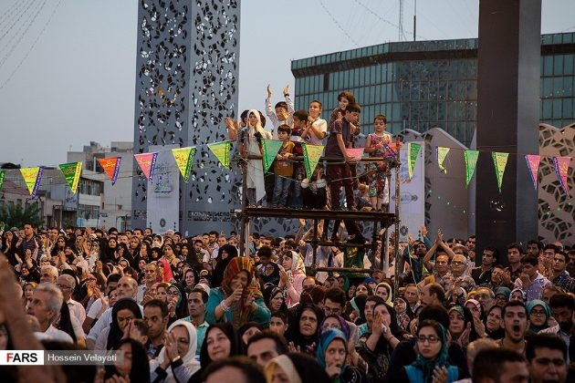 طهران .. إحتفال عيد الغدير 25