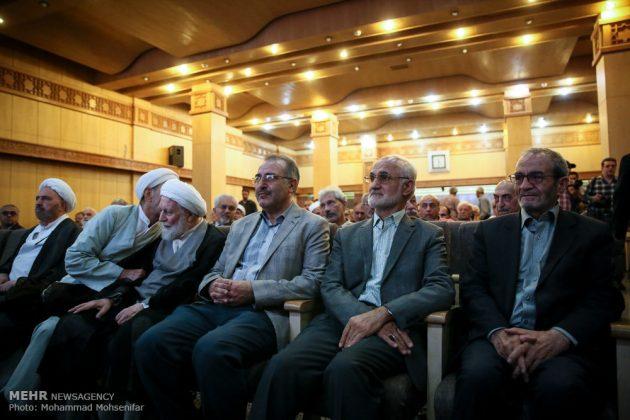"""مراسم تأبين وزير الخارجية الايراني الاسبق """"ابراهيم يزدي""""26"""
