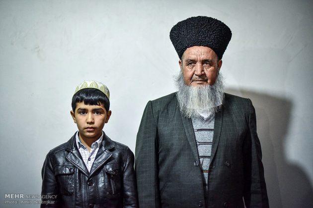 التعايش السلمي بين مختلف القوميات الايرانية في خراسان الشمالية 28
