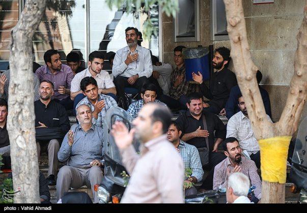 مراسم دعاء يوم عرفة في طهران 3