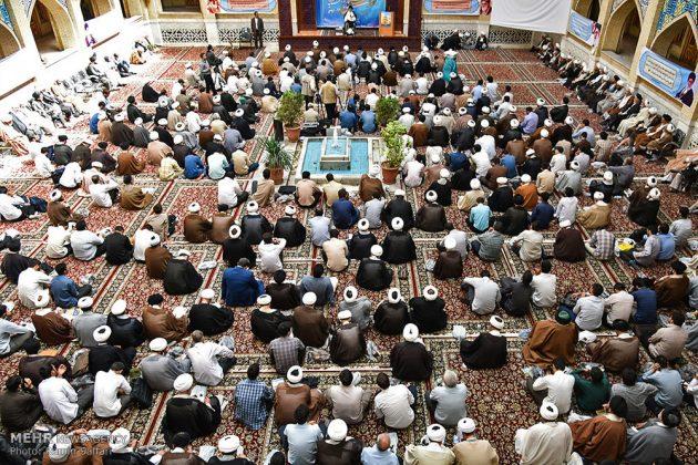 """افتتاح العام الدراسي الجديد في حوزة """"خراسان"""" الدينية3"""