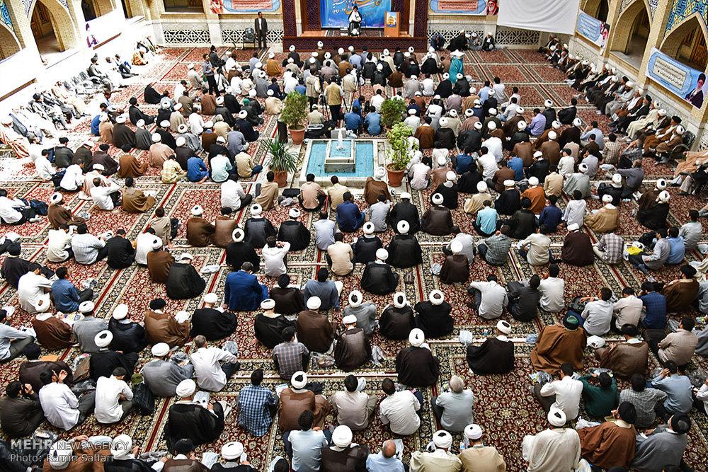افتتاح العام الدراسي الجديد في حوزة