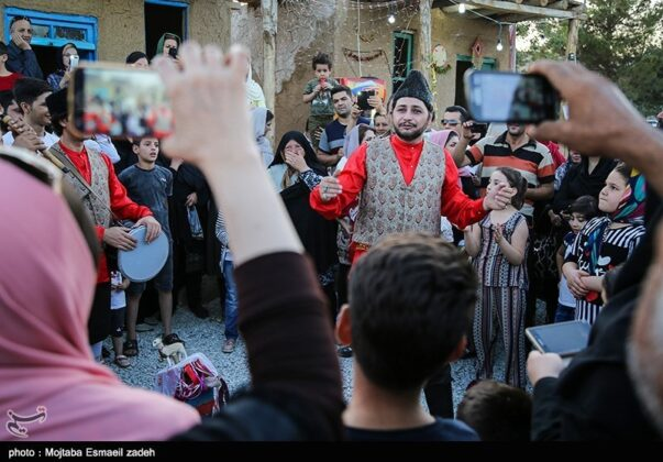 Fifth Urmia Grape Festival Underway in Northwestern Iran 3