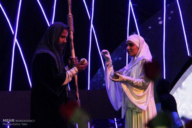 إفتتاح مسابقات قرآنية خاصة للنساء الايرانيات3