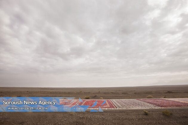 Red Region Project: Carpets Show Chaos in Mideast3