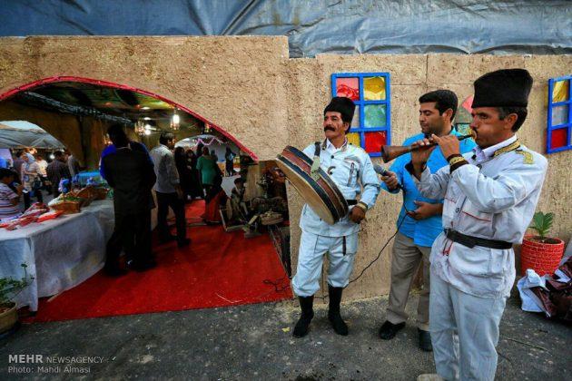 """مهرجان """"القرية"""" في """"زنجان"""" الإيرانية 3"""
